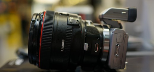 NEX 5n + Canon EF 50 f1.2 L USM