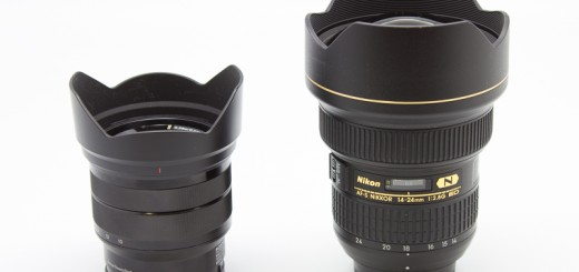 SONY SEL 1018 f4 OSS vs Nikkor 14-24 f2.8G ED AF-S Rolling Review Part IV