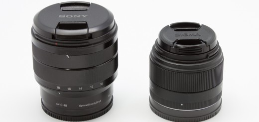 SONY SEL 1018 f4 OSS vs Sigma 19 f28 EX DN Rolling Review Part III