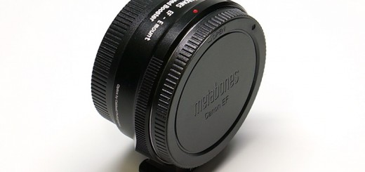 Metabones Speed Booster Review (NEX 7) Part I Introduction