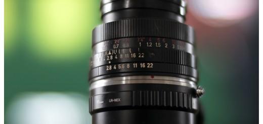 Sony NEX + Voigtlander Nokton 35mm f1.2 Aspherical II