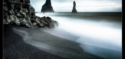 Sony NEX and Nikon D800 E on Iceland