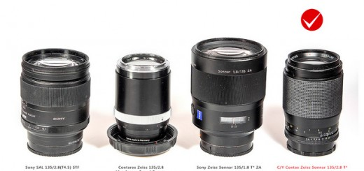 Carl Zeiss Sonnar 135mm f_2.8 T* (C_Y)