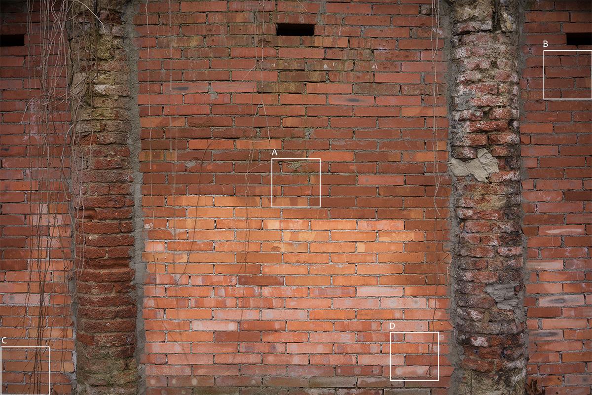 Wall-zones