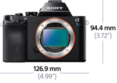 A7s size and weight_a