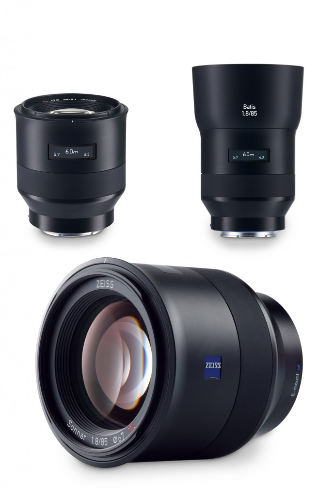 The fast ZEISS Batis 1.8/85 lens produces attractive portraits with harmonious bokeh.