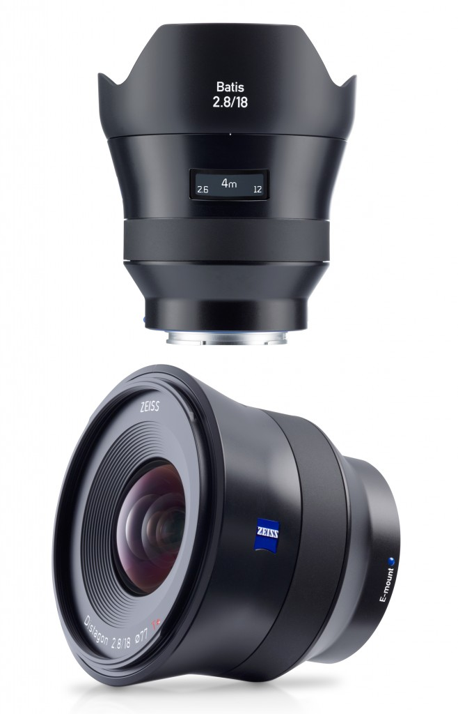 The super wide-angle ZEISS Batis 2.8/18 for the Sony E-mount