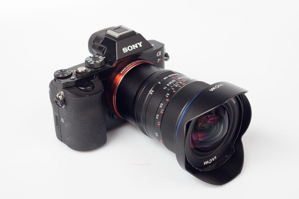 Laowa 12mm f/2 8 Zero-D on Sony A7, user review